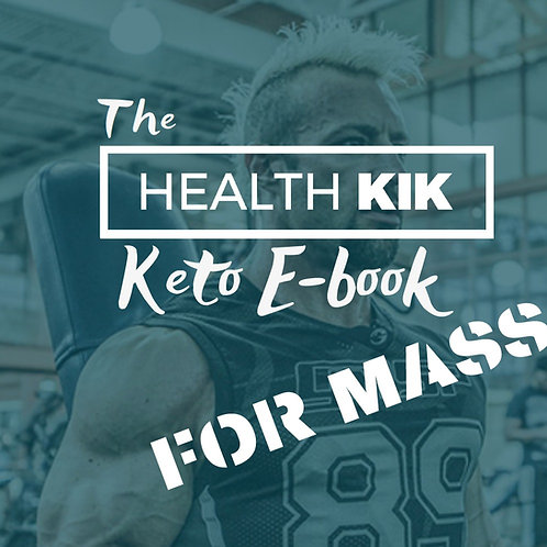 The Health Kik eBook For Mass