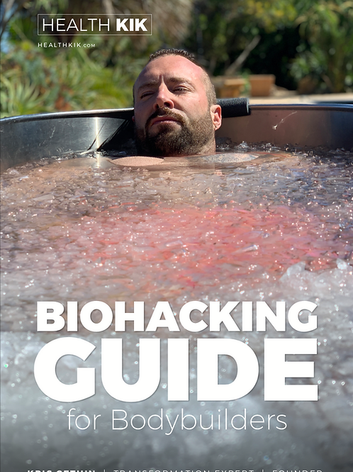 Biohacking Guide for Bodybuilders