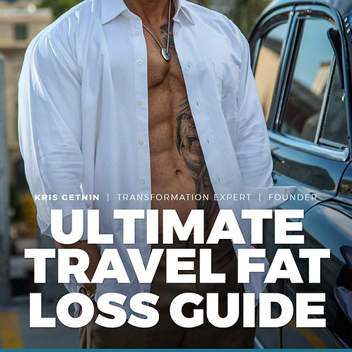 Ultimate Travel Fat Loss Guide