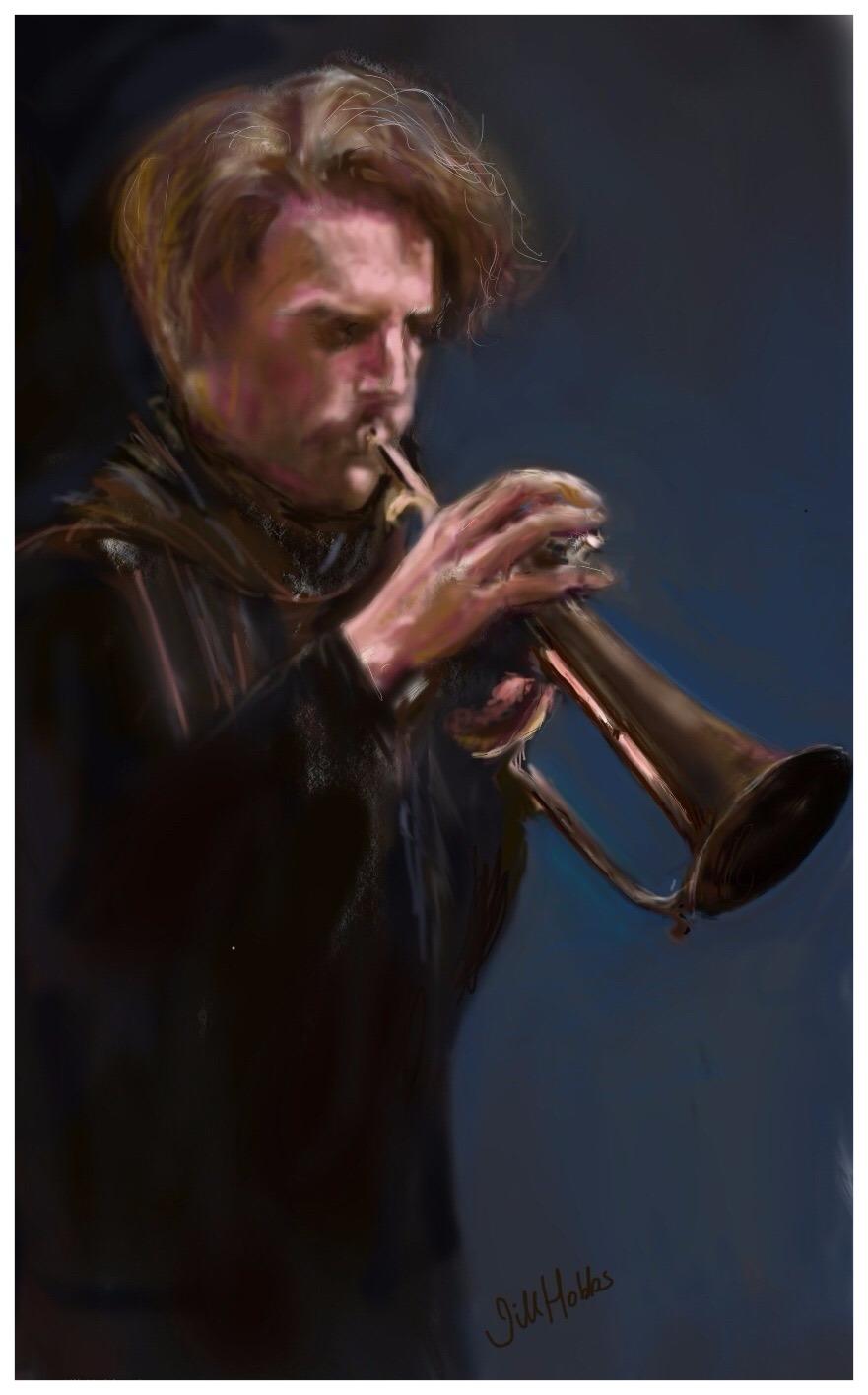 Ben Thomas. Trumpet.