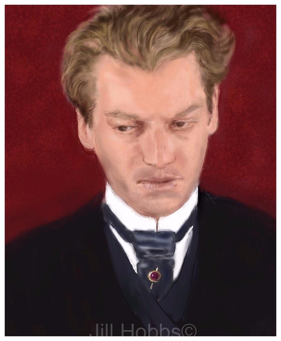 Portrait for An Inspector Calls