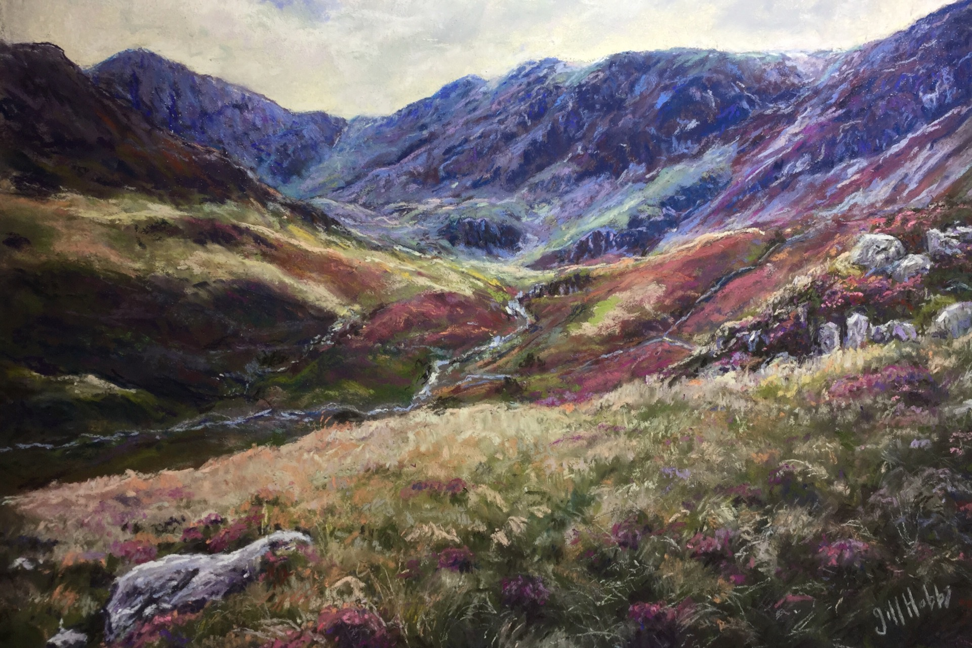 Cadair Idris. Sold