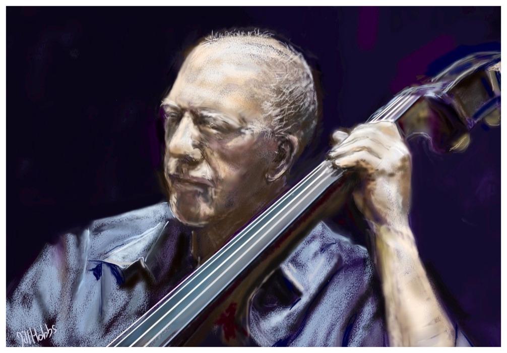 Bill Lynn Upright Bass.