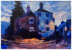 Westgate Cottage, Abergavenny.  Sold
