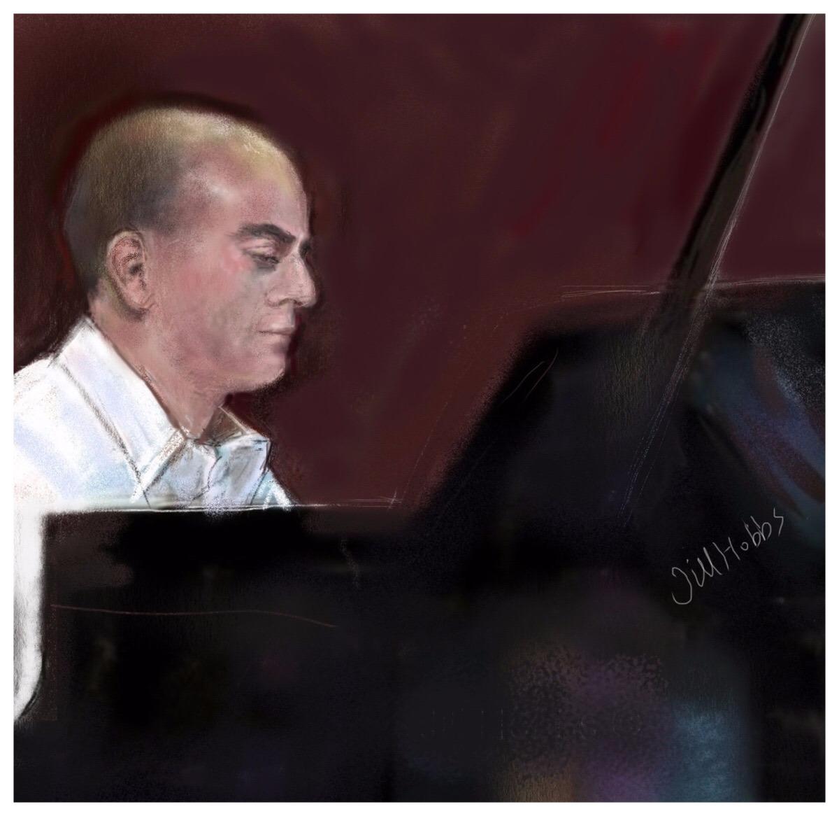 Davide Logiri. Pianist, (Milan)