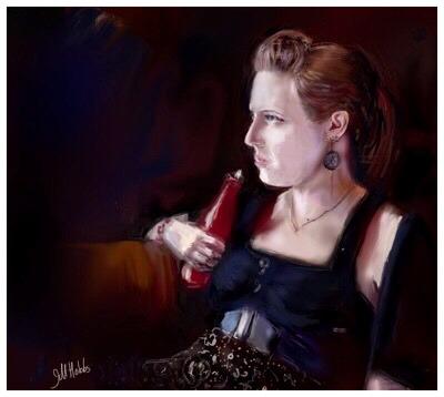 Bryony Hazel Hobbs. Artist.