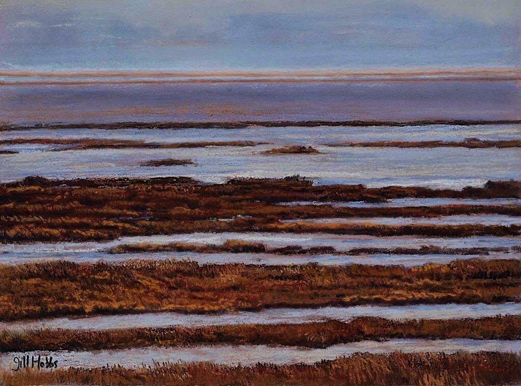 Severn Estuary.