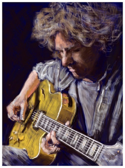 Pat Matheny, Musician.