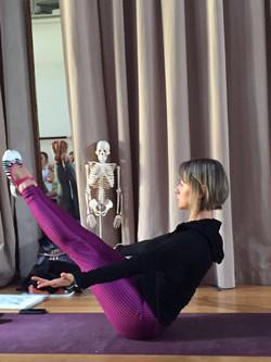 Formação Yoga - Michelle Castro