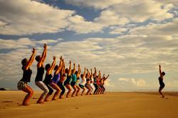 Formação em Yoga