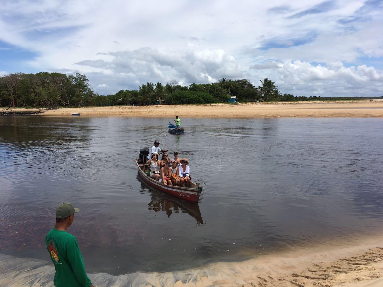 Yoga, Caraíva 2017