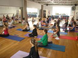 Curso de Yoga - Meditação