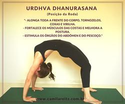 Glossário de Ásanas/Postura de Yoga