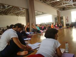 Curso de Yoga - São Paulo 2016