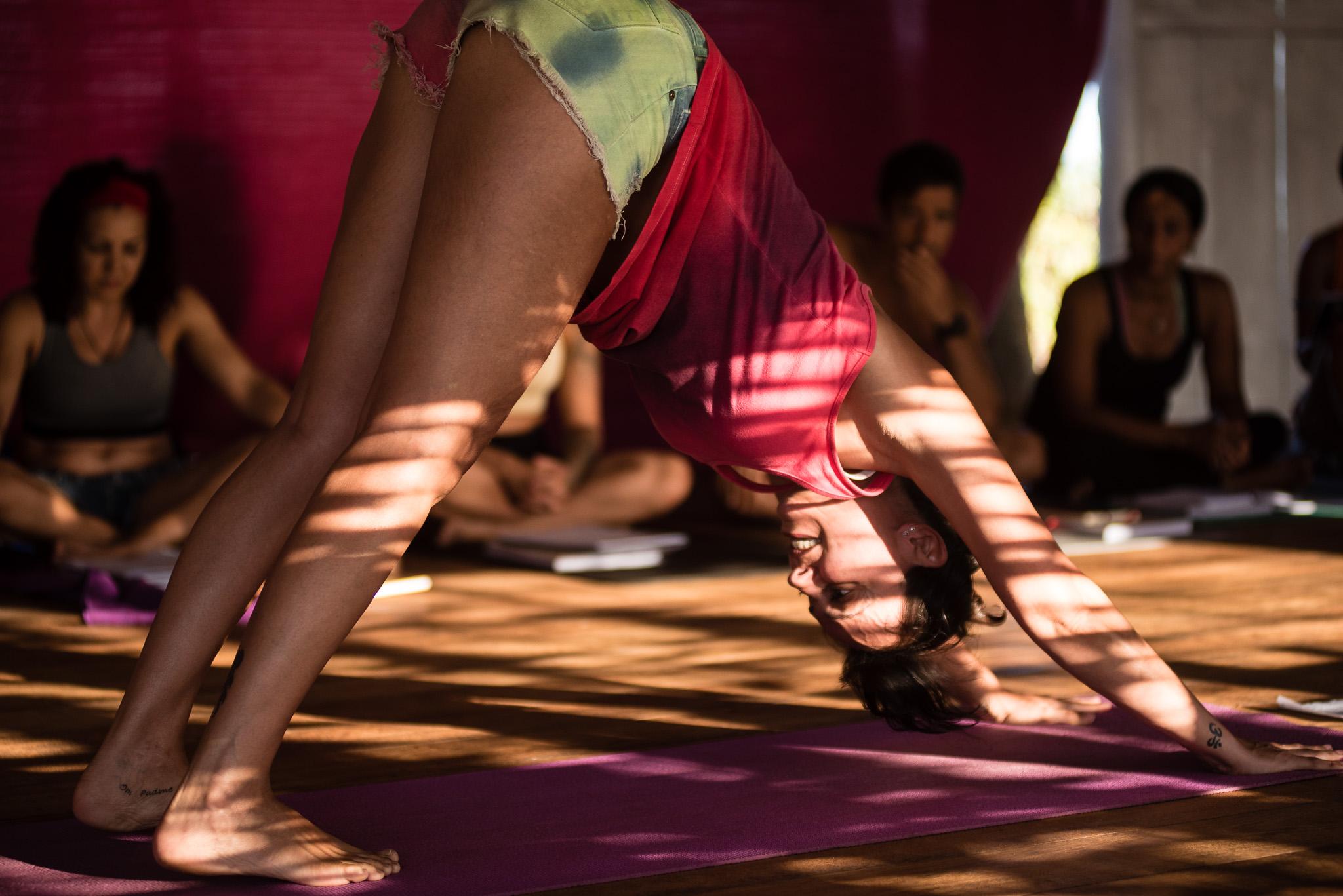 Intensivo Yoga 2018