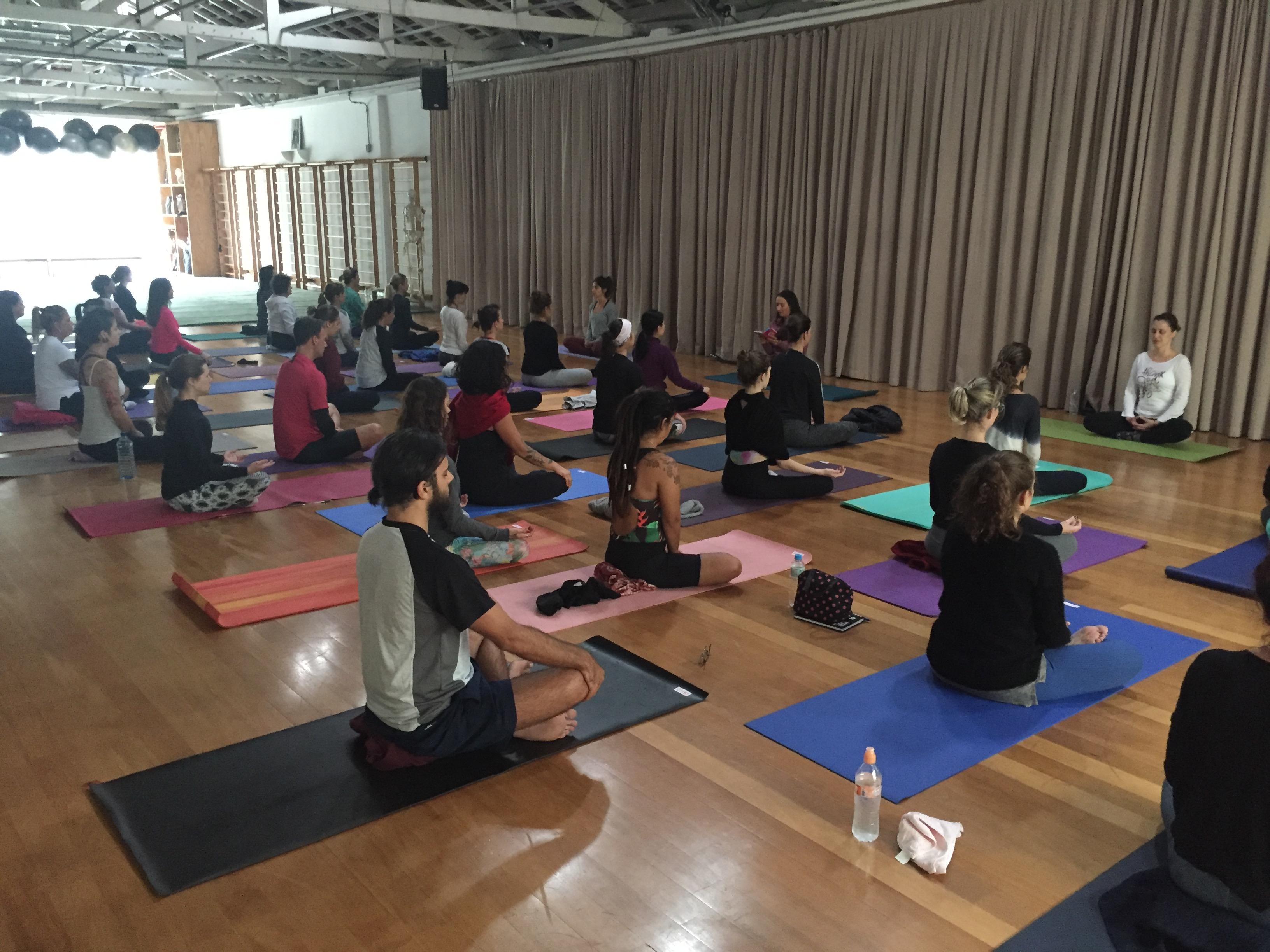 Formação Yoga SP 2017