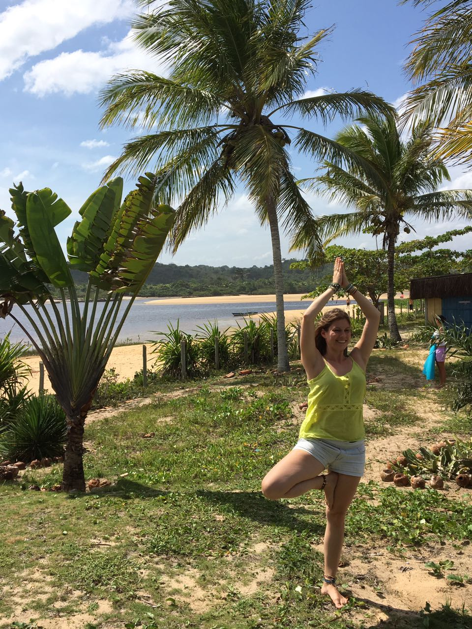 Curso Yoga Bahia 2016 - Ásana
