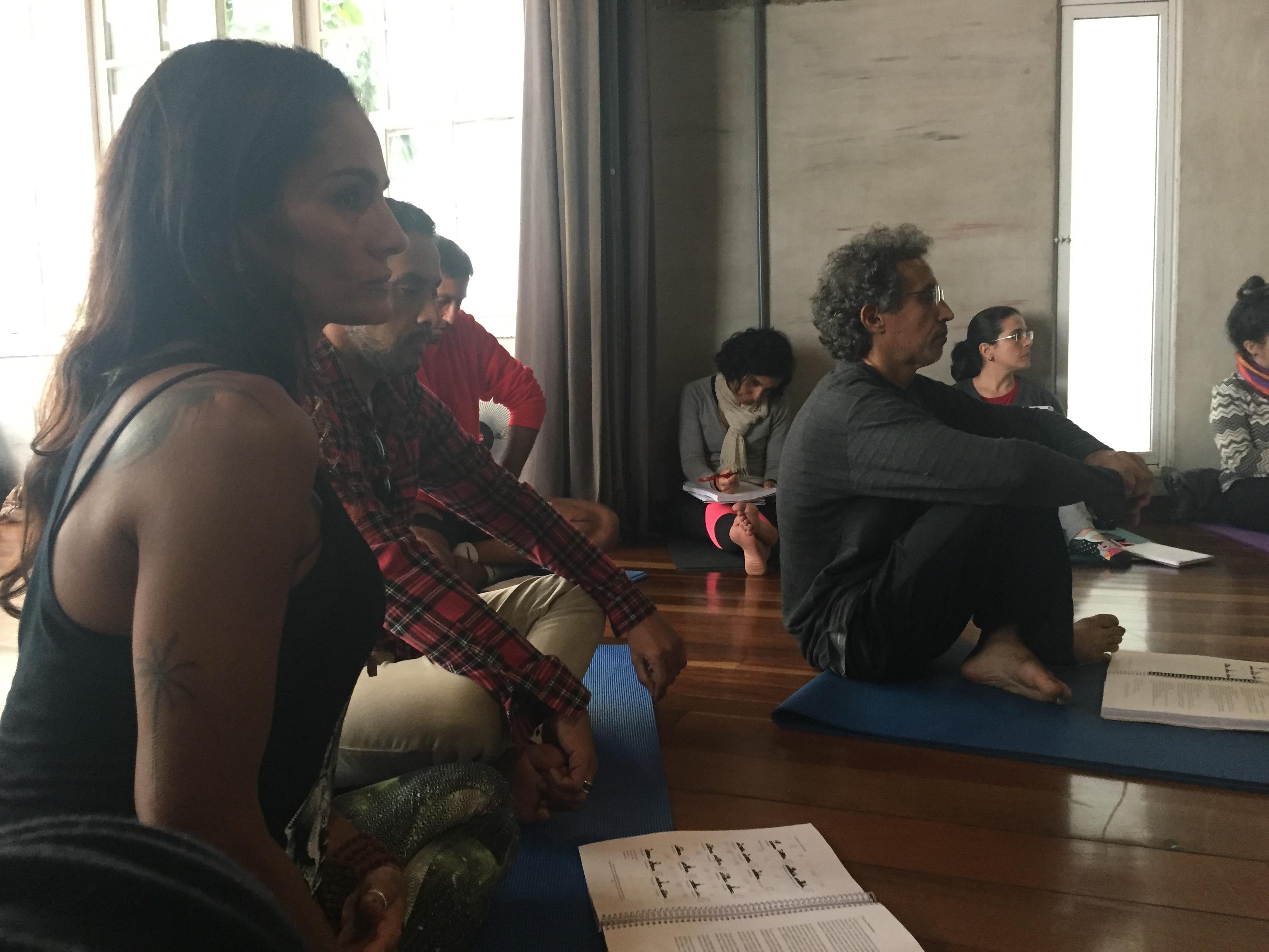 Visita Beth Pedote RJ 2017