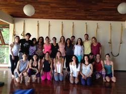 Formação Yoga - Florianópolis 2016