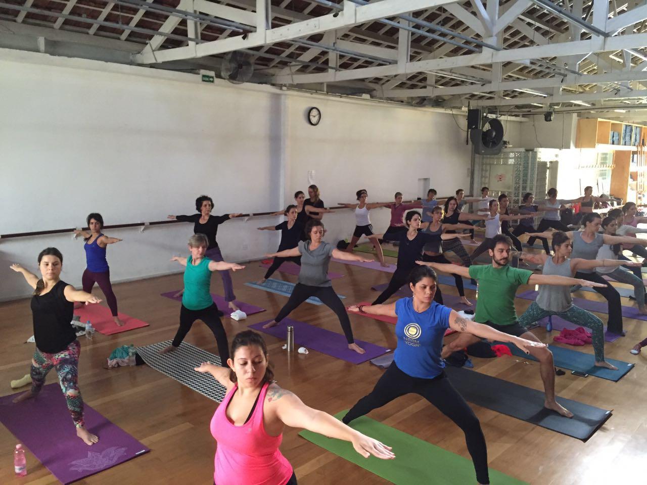 Formação Yoga - Anatomia