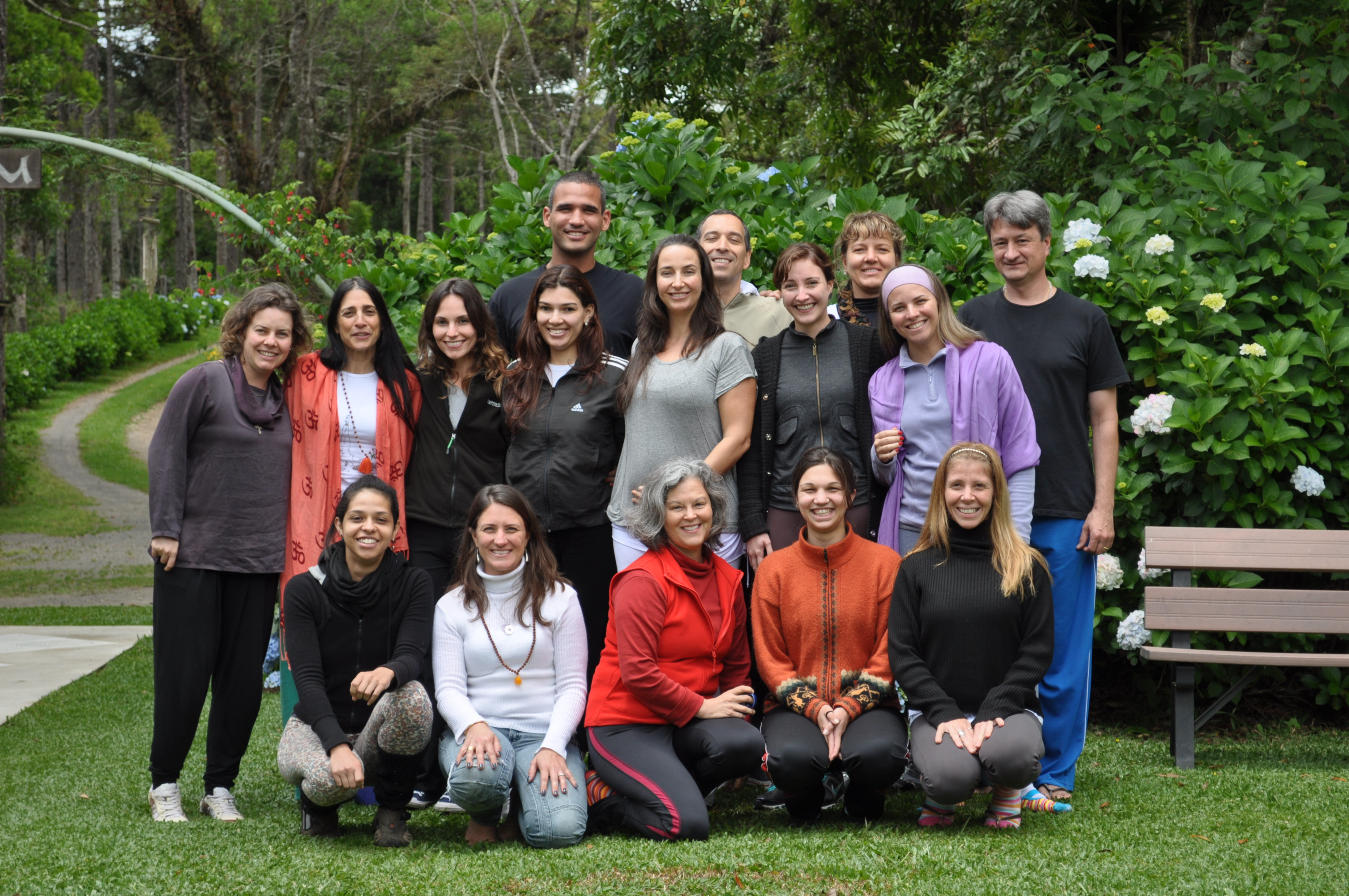 Retiro Curitiba 2011