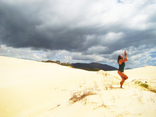 Yoga um caminho para corajosos