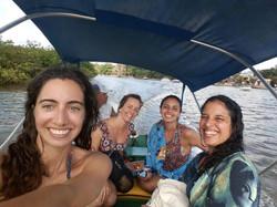 Curso Yoga Bahia 2016 - Caraíva