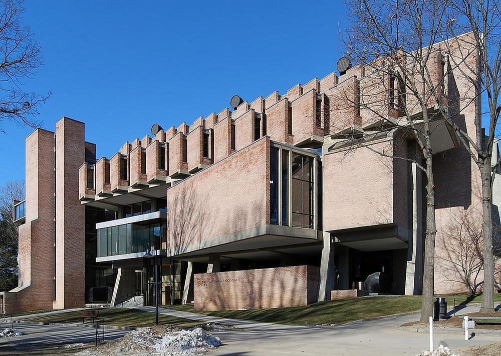 Clark University library