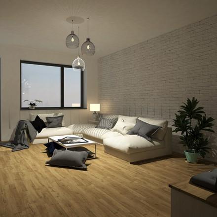 Interiér rodinného domu - Rezidencia pod Juhom