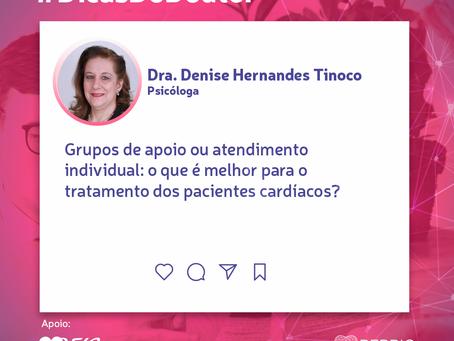 Qual a psicoterapia mais indicada para pacientes cardíacos?