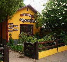 Chocolatería Trivigni