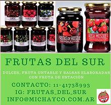 Frutas del Sur