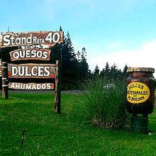 Stand Ruta 40 Norte