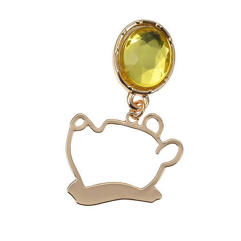 耳環(一對)_Pooh 小熊維尼