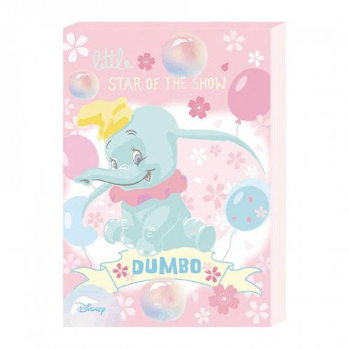 {預訂15天}50K便條紙_Dumbo