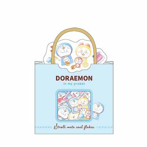 紙袋貼紙_Doraemon 多啦A夢