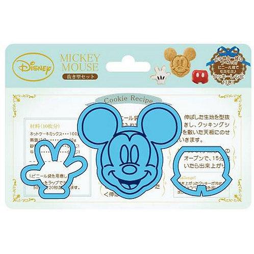 曲奇模_Mickey 米奇老鼠