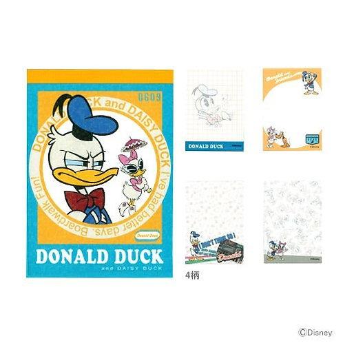 Mini Memo(厚)_Donald Duck 唐老鴨