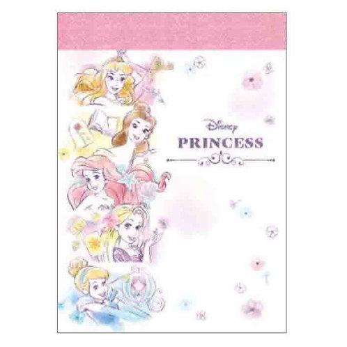 Mini Memo_Princess 公主