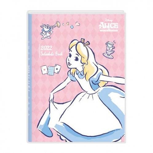 (預訂20天)A6 Schedule(台灣假期)_Alice 愛麗絲