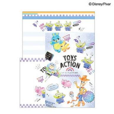 信封信紙Set_Toystory 反斗奇兵