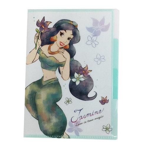 A5 3層File_Jasmine 茉莉公主