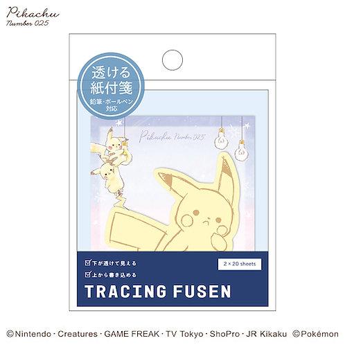 Sticky Memo_Pikachu 比卡超