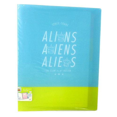 B5活頁夾Set_Aliens 三眼仔