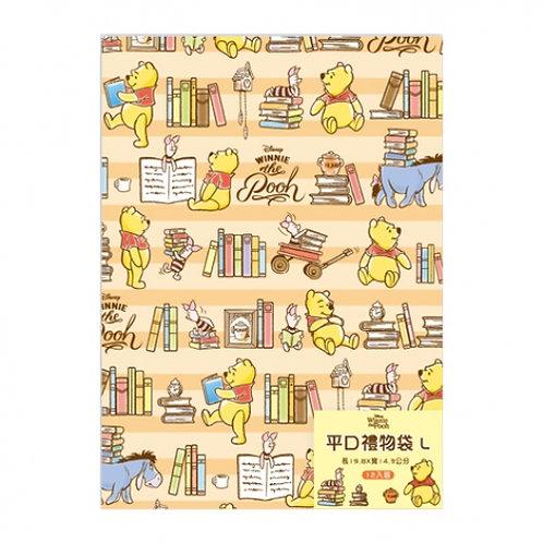 L禮物袋(12個)_Pooh 小熊維尼