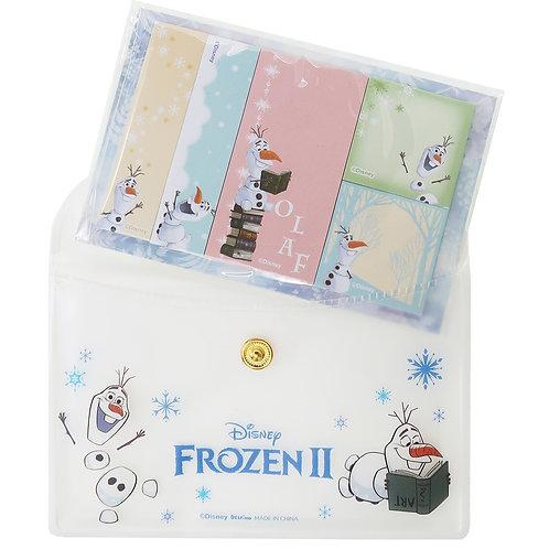Memo連袋仔_Frozen