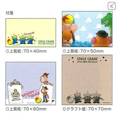 Sticky Memo(4款)_Toystory 反斗奇兵
