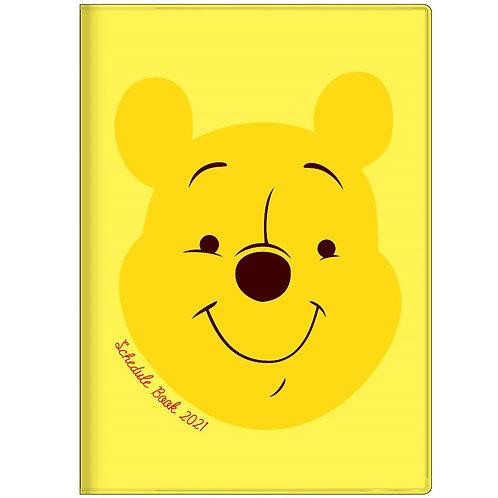 (預訂20日)B6 Schedule_Pooh