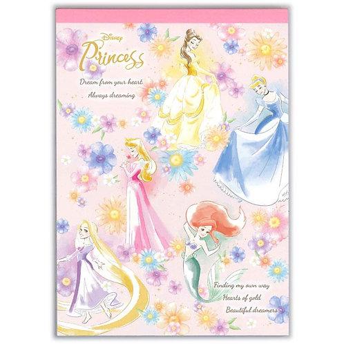 A6 Memo_Princess 公主