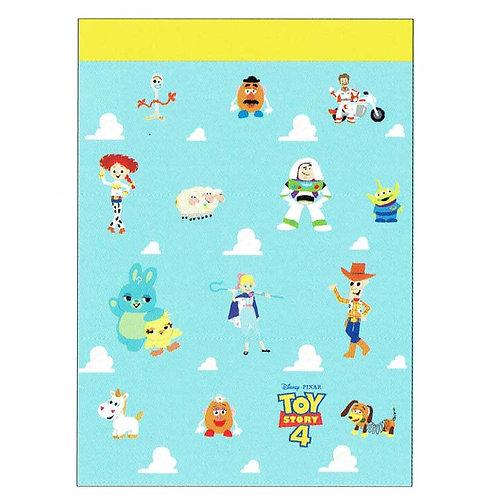 Mini Memo_Toystory 反斗奇兵
